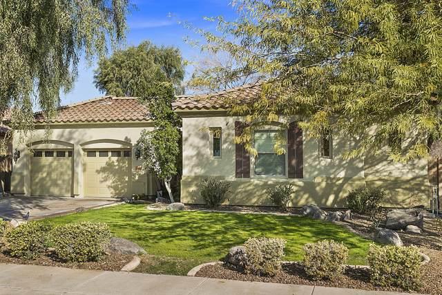 3160 E Muirfield Street, Gilbert, AZ 85298 (MLS #6041980) :: Revelation Real Estate