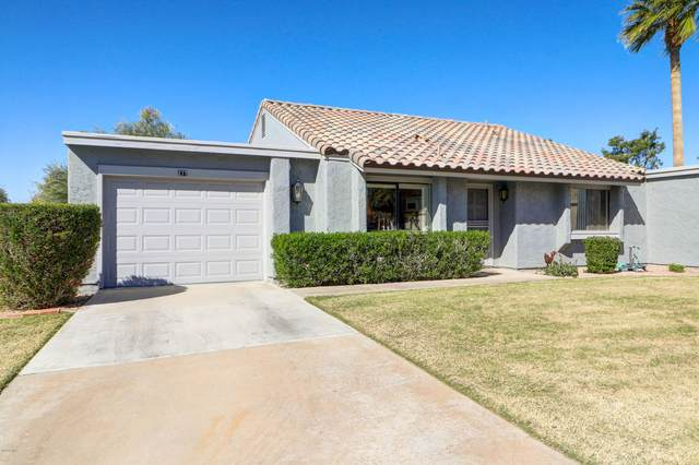 277 Leisure World, Mesa, AZ 85206 (MLS #6041981) :: The W Group