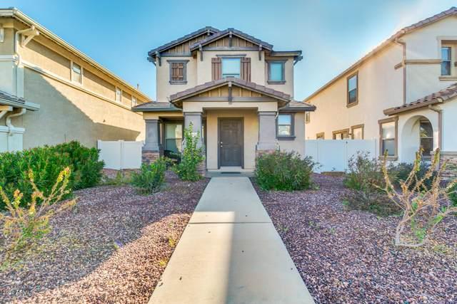 3831 E Jasper Drive, Gilbert, AZ 85296 (MLS #6042001) :: My Home Group