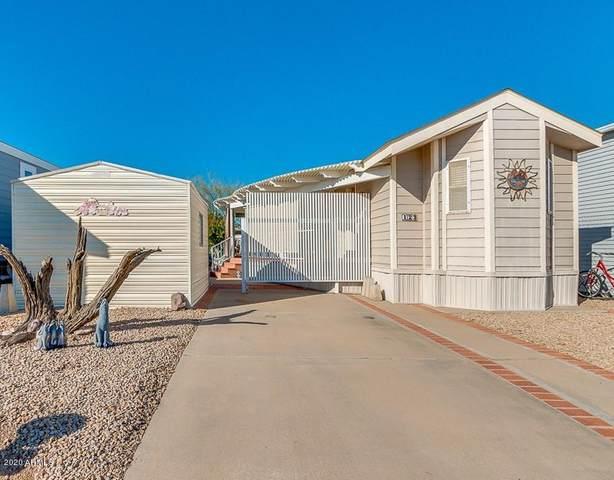 17200 W Bell Road #123, Surprise, AZ 85374 (MLS #6042023) :: neXGen Real Estate