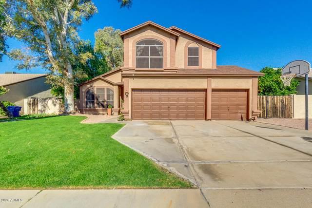 4834 E Hobart Street, Mesa, AZ 85205 (MLS #6042024) :: The Kenny Klaus Team
