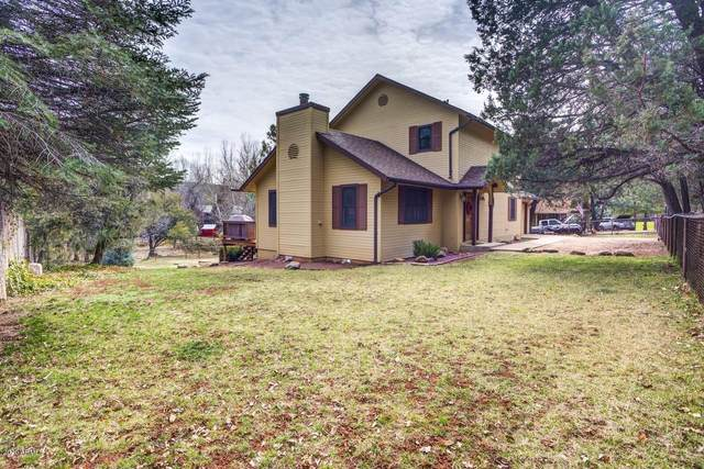 10889 N Houston Mesa Road, Payson, AZ 85541 (MLS #6042026) :: Riddle Realty Group - Keller Williams Arizona Realty