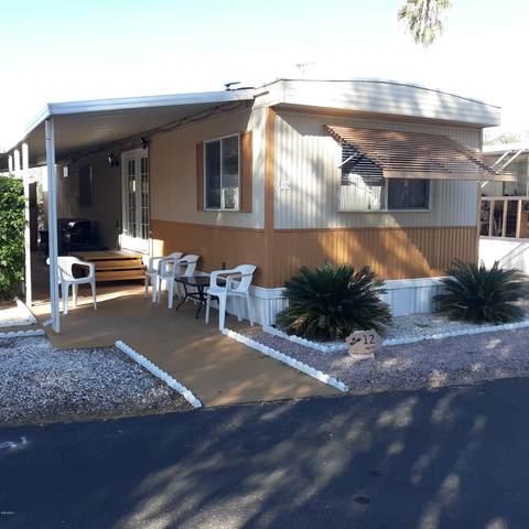 103 S Crismon Road #12, Mesa, AZ 85208 (MLS #6042032) :: neXGen Real Estate