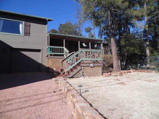 8098 W Fossil Creek Road, Pine, AZ 85544 (MLS #6042039) :: Conway Real Estate