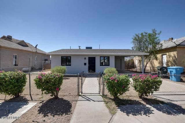 820 S 3RD Avenue, Phoenix, AZ 85003 (MLS #6042052) :: The Daniel Montez Real Estate Group