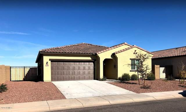 378 E Tropical Drive, Casa Grande, AZ 85122 (MLS #6042064) :: The W Group