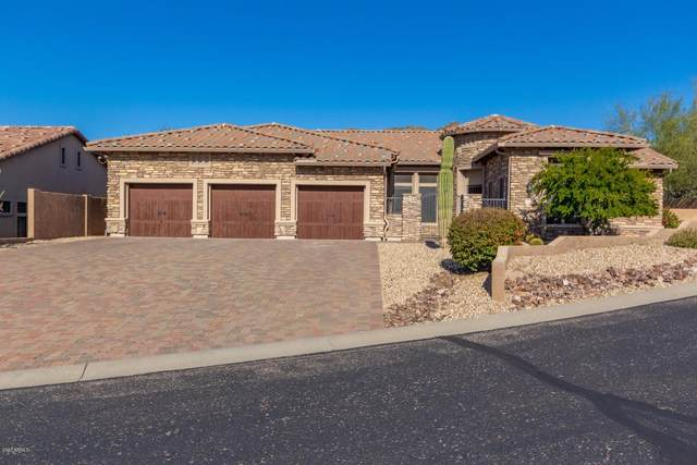 4053 N Sage Creek Circle, Mesa, AZ 85207 (MLS #6042065) :: Dijkstra & Co.