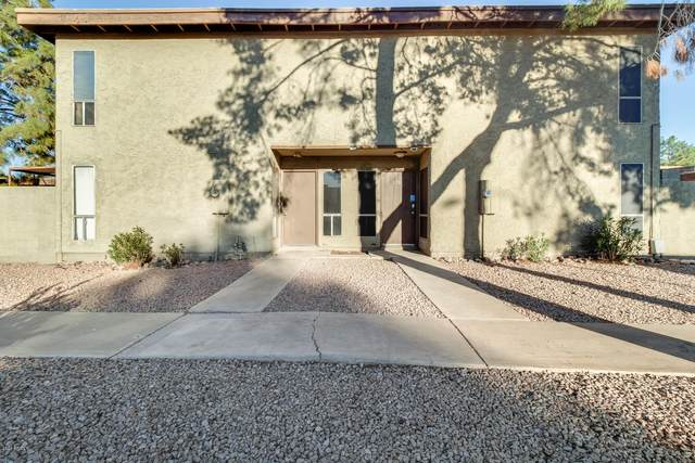 1051 S Dobson Road #138, Mesa, AZ 85202 (MLS #6042086) :: The W Group