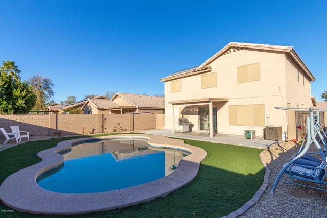 2052 S 172ND Lane, Goodyear, AZ 85338 (MLS #6042090) :: Cindy & Co at My Home Group