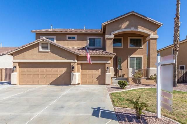 3574 E Red Oak Lane, Gilbert, AZ 85297 (MLS #6042092) :: My Home Group