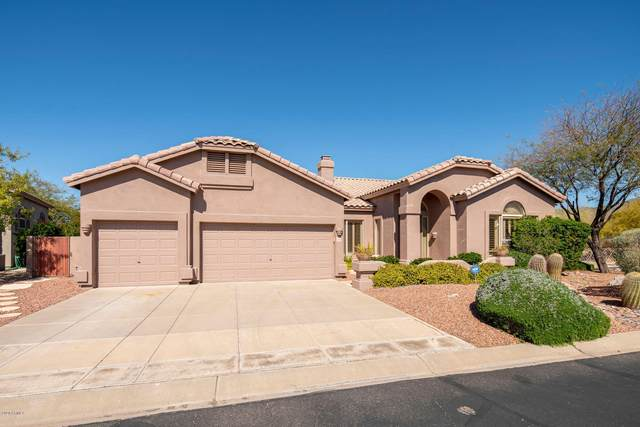 7366 E Sandia Circle, Mesa, AZ 85207 (MLS #6042109) :: Dijkstra & Co.