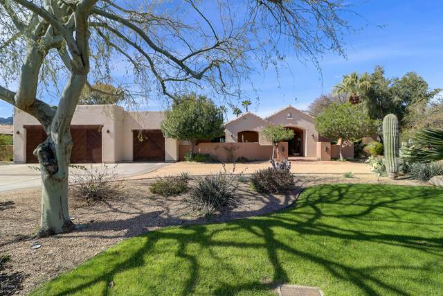 8802 N 66TH Place, Paradise Valley, AZ 85253 (MLS #6042116) :: The W Group
