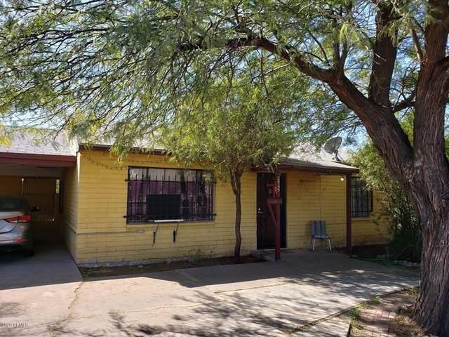 2945 W Roosevelt Street, Phoenix, AZ 85009 (MLS #6042127) :: The W Group