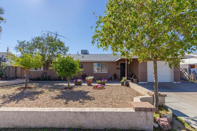 7019 W Camelback Road, Phoenix, AZ 85033 (MLS #6042138) :: The W Group
