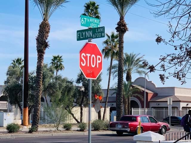6834 W Flynn Lane, Glendale, AZ 85303 (MLS #6042142) :: Conway Real Estate
