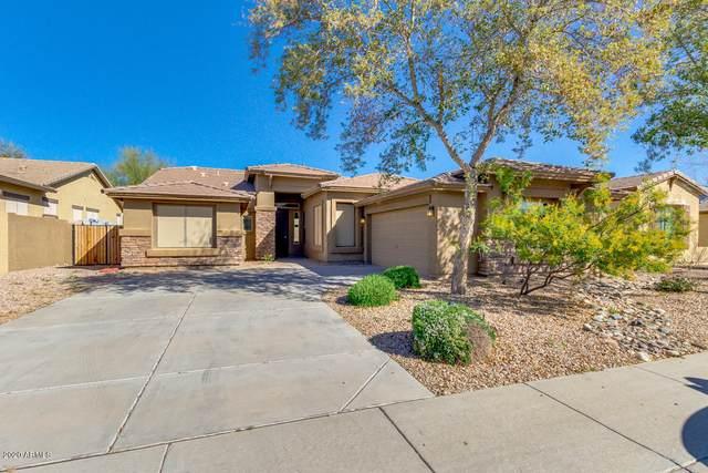 222 W Blue Lagoon Drive, Casa Grande, AZ 85122 (MLS #6042163) :: The W Group