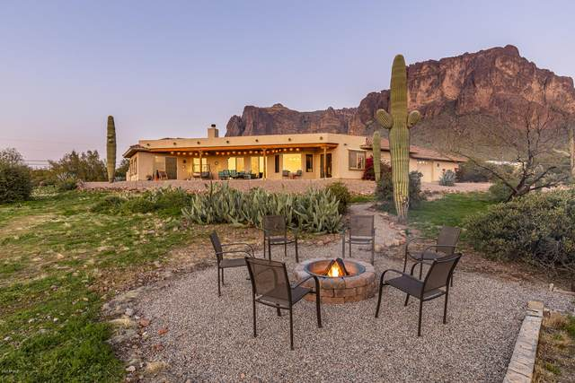 6166 E Windsong Street, Apache Junction, AZ 85119 (MLS #6042174) :: My Home Group