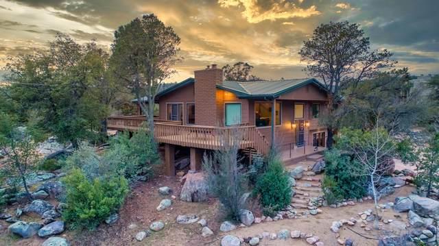2201 Forest Hills Road, Prescott, AZ 86303 (MLS #6042175) :: The W Group