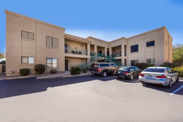 13818 N Saguaro Boulevard #201, Fountain Hills, AZ 85268 (MLS #6042184) :: My Home Group