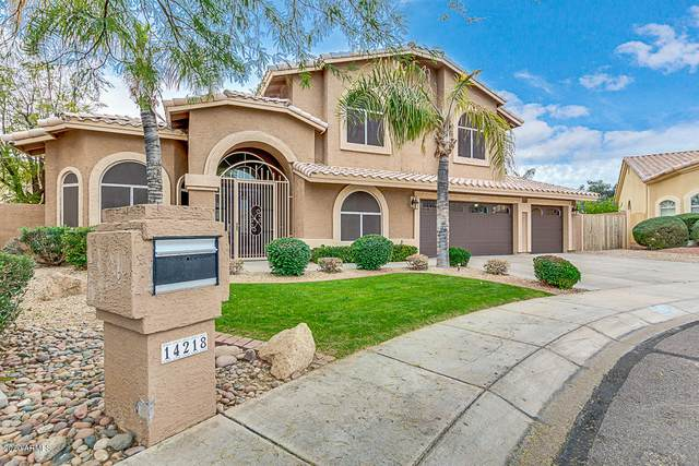 14218 N 68TH Place, Scottsdale, AZ 85254 (MLS #6042187) :: My Home Group