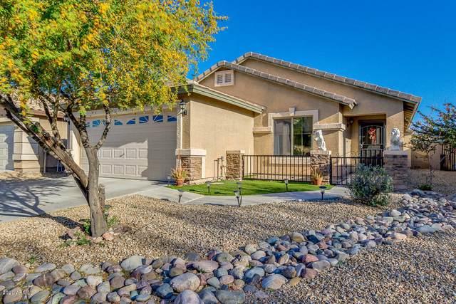 25754 W Kendall Street, Buckeye, AZ 85326 (MLS #6042189) :: The Property Partners at eXp Realty