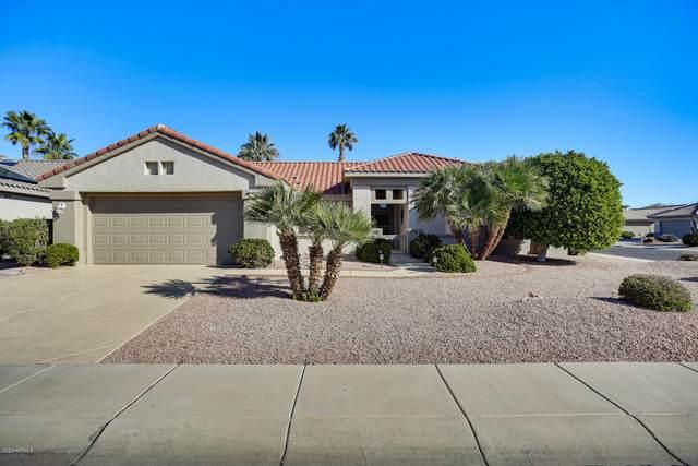 17307 N Stone Haven Drive, Surprise, AZ 85374 (MLS #6042193) :: The W Group