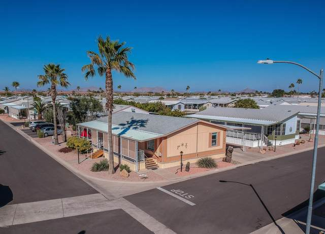 450 W Sunwest Drive #184, Casa Grande, AZ 85122 (MLS #6042203) :: The W Group