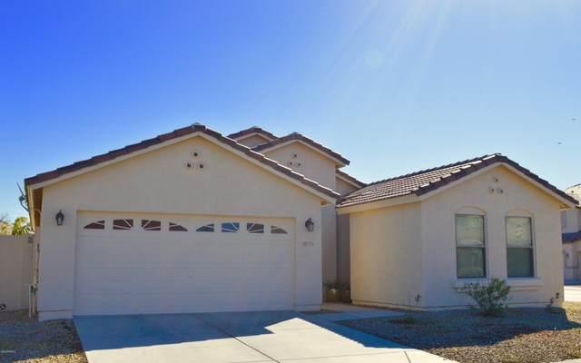 1774 N Agave Street, Casa Grande, AZ 85122 (MLS #6042229) :: The W Group