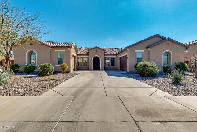 21999 E Camacho Road, Queen Creek, AZ 85142 (MLS #6042238) :: My Home Group