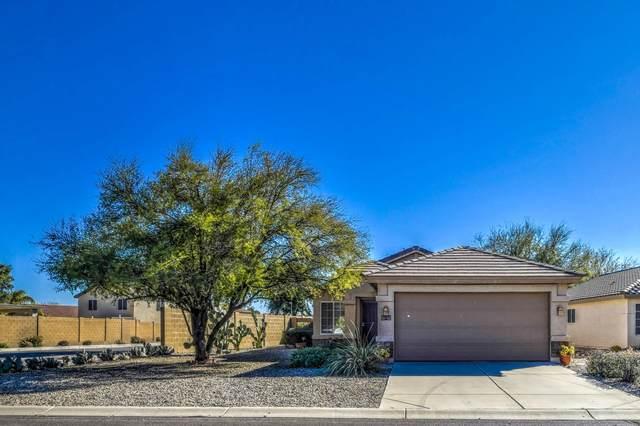 1353 E Saguaro Trail, San Tan Valley, AZ 85143 (MLS #6042267) :: The W Group