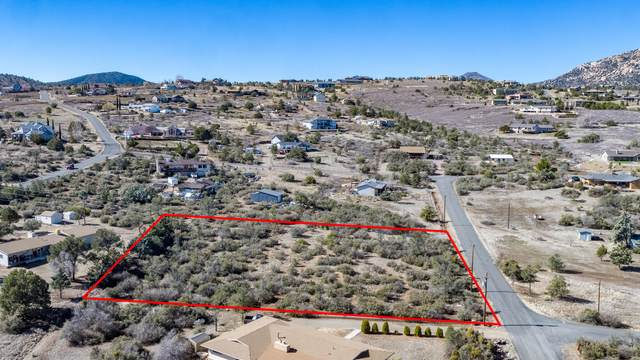 2305 W Mendiburo Way, Prescott, AZ 86305 (MLS #6042293) :: Dijkstra & Co.