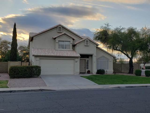 1026 N Swallow Lane, Gilbert, AZ 85234 (MLS #6042309) :: Revelation Real Estate
