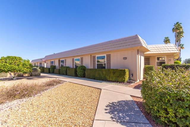 17221 N 107TH Avenue, Sun City, AZ 85373 (MLS #6042348) :: Brett Tanner Home Selling Team
