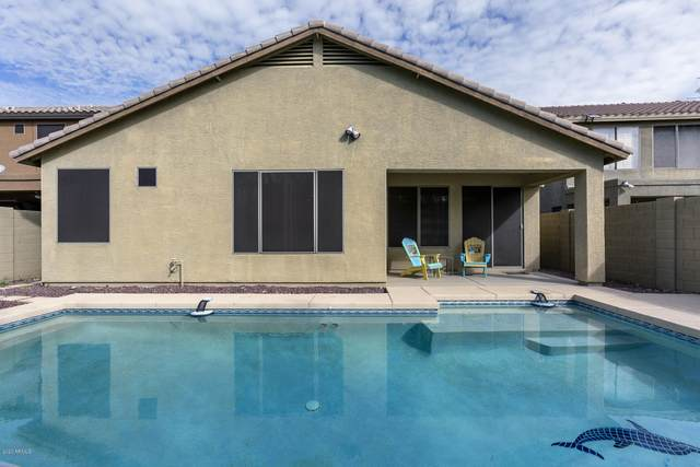3345 W Thoreau Lane, Anthem, AZ 85086 (MLS #6042352) :: The Daniel Montez Real Estate Group