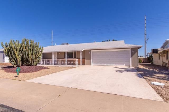 10207 N Balboa Drive, Sun City, AZ 85351 (MLS #6042356) :: The W Group