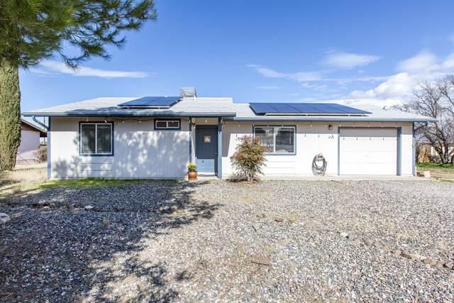 4920 E Cochise Drive, Rimrock, AZ 86335 (MLS #6042364) :: The W Group