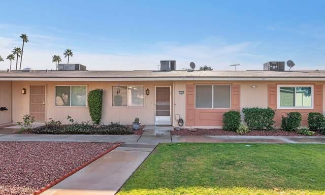 13663 N 111TH Avenue, Sun City, AZ 85351 (MLS #6042368) :: The W Group