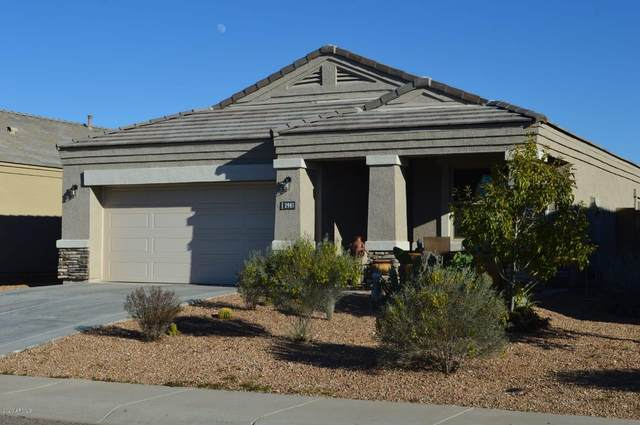 2981 N 301ST Drive, Buckeye, AZ 85396 (MLS #6042397) :: Long Realty West Valley