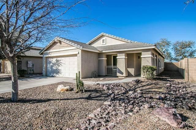 34662 N Happy Jack Drive, Queen Creek, AZ 85142 (MLS #6042405) :: The Kenny Klaus Team
