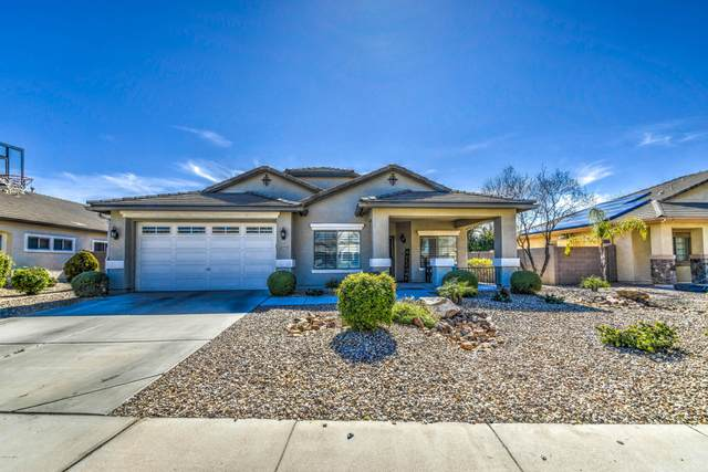 21761 E Domingo Road, Queen Creek, AZ 85142 (MLS #6042409) :: The Kenny Klaus Team