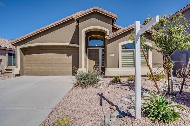 1104 E Palomino Way, San Tan Valley, AZ 85143 (MLS #6042414) :: The W Group