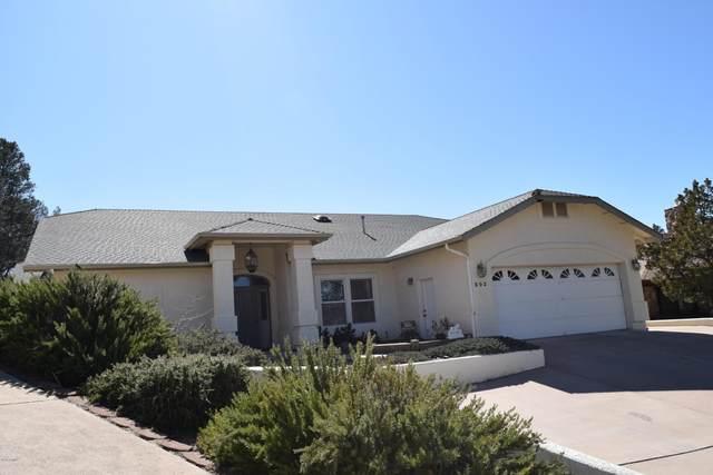 202 N Trailwood Road, Payson, AZ 85541 (MLS #6042453) :: Yost Realty Group at RE/MAX Casa Grande