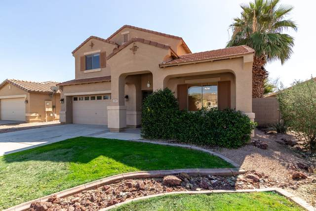 42461 W Oakland Drive, Maricopa, AZ 85138 (MLS #6042454) :: Lux Home Group at  Keller Williams Realty Phoenix