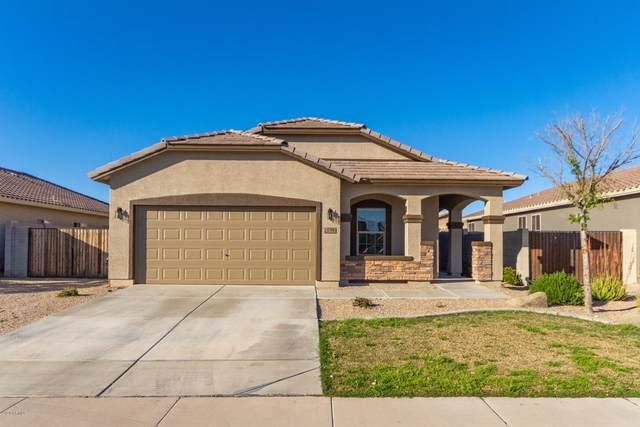 1708 W Stephanie Lane, Queen Creek, AZ 85142 (MLS #6042485) :: The W Group