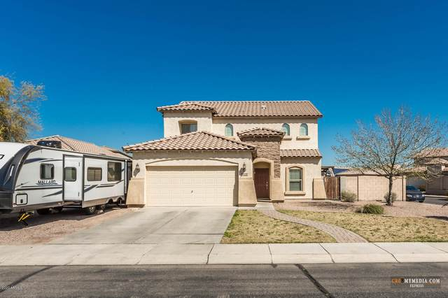 42774 W Martie Lynn Road, Maricopa, AZ 85138 (MLS #6042498) :: Lux Home Group at  Keller Williams Realty Phoenix