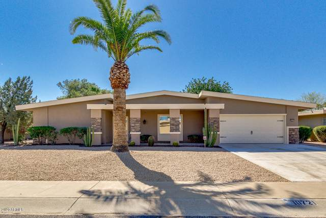 10721 W Palmares Drive, Sun City, AZ 85373 (MLS #6042515) :: The W Group