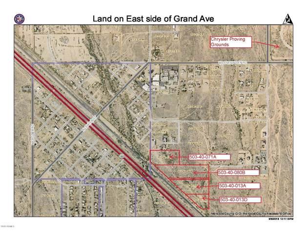 0 W Sleepy Ranch Road, Wittmann, AZ 85361 (MLS #6042521) :: Yost Realty Group at RE/MAX Casa Grande