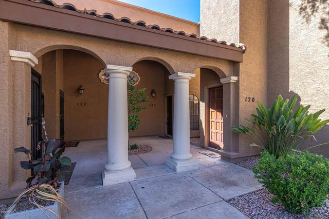 6945 E Cochise Road #121, Paradise Valley, AZ 85253 (MLS #6042533) :: Keller Williams Realty Phoenix