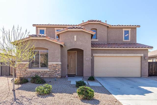 2703 W William Lane, Queen Creek, AZ 85142 (MLS #6042548) :: The Kenny Klaus Team