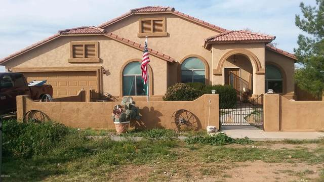 22406 W Calle De Los Flores Street, Wittmann, AZ 85361 (MLS #6042572) :: Howe Realty